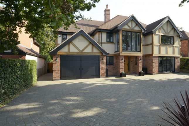 Thumbnail Detached house for sale in Wollaton Road, Wollaton
