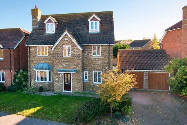 Thumbnail Detached house for sale in Teal Drive, Herne Bay