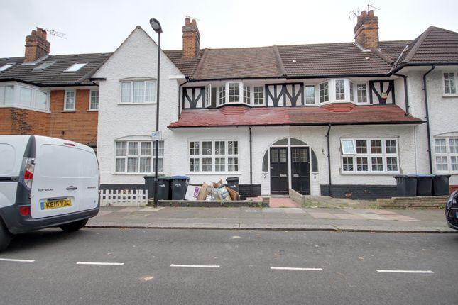 Thumbnail Terraced house to rent in Queens Avenue, Winchmore Hill