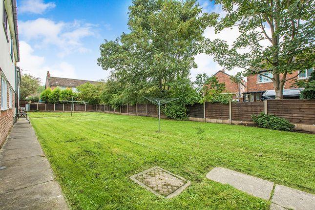 Communal Garden of Tower Grove, Leigh, Lancashire WN7