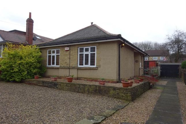 Thumbnail Bungalow for sale in Birkhead Street, Heckmondwike, West Yorkshire