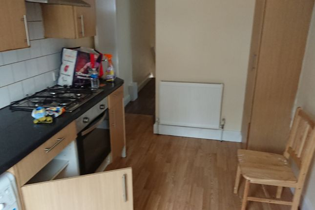 Thumbnail Flat to rent in Berners Road, London