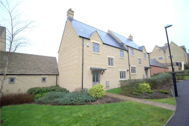Thumbnail Semi-detached house to rent in Legg Walk, Cirencester, Gloucestershire