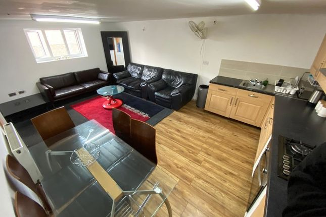 Thumbnail Shared accommodation to rent in Meldon Street, Longsight, Manchester