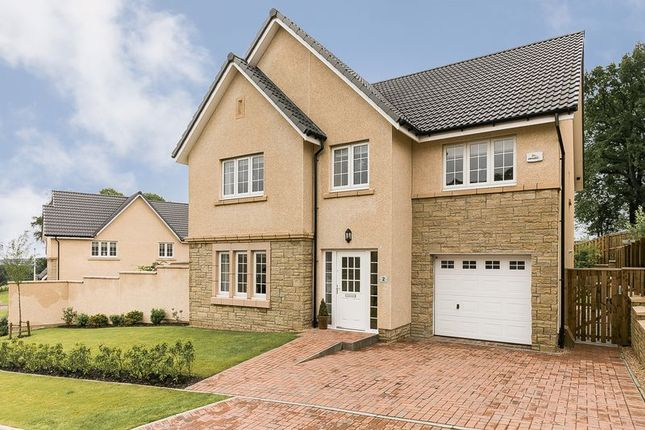 Thumbnail Detached house for sale in 2 Quarrypark Drive, Ratho, Edinburgh