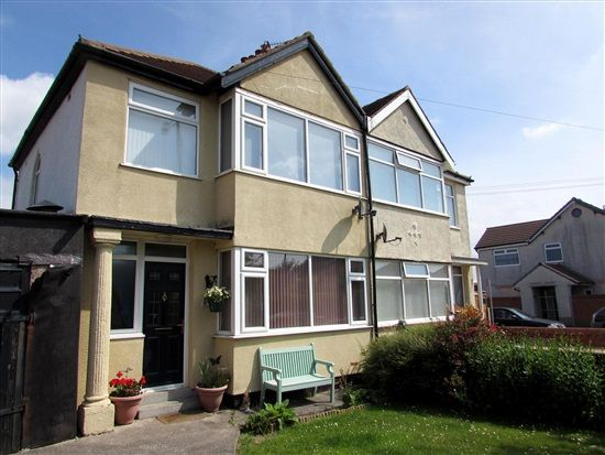 Thumbnail Property for sale in Cumberland Avenue, Thornton Cleveleys