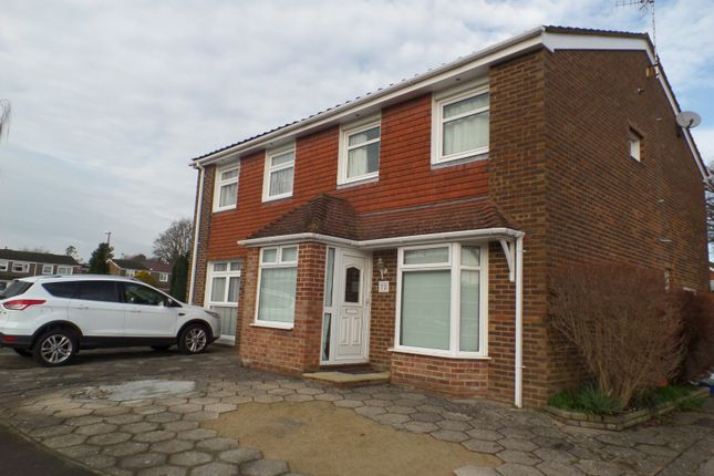 Thumbnail Semi-detached house to rent in Little Breach, Chichester