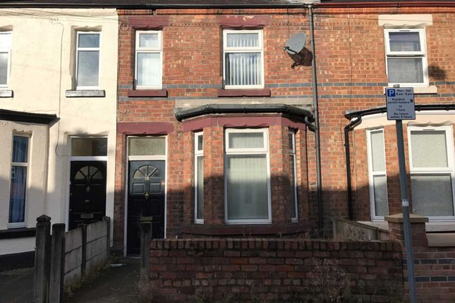 Thumbnail Terraced house to rent in Mill Street, Ormskirk