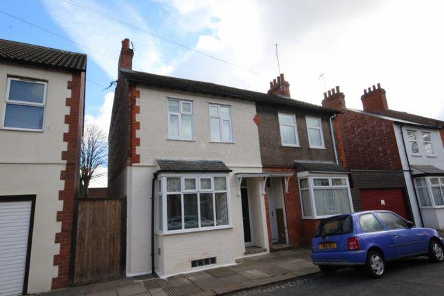 Thumbnail Town house for sale in Loyd Road, Abington, Northampton