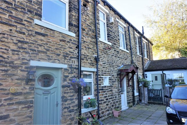 Thumbnail Terraced house to rent in Moorside Terrace, Bradford
