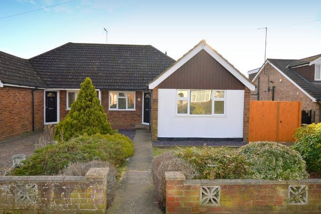 Thumbnail Bungalow to rent in Warden Hill Road, Luton
