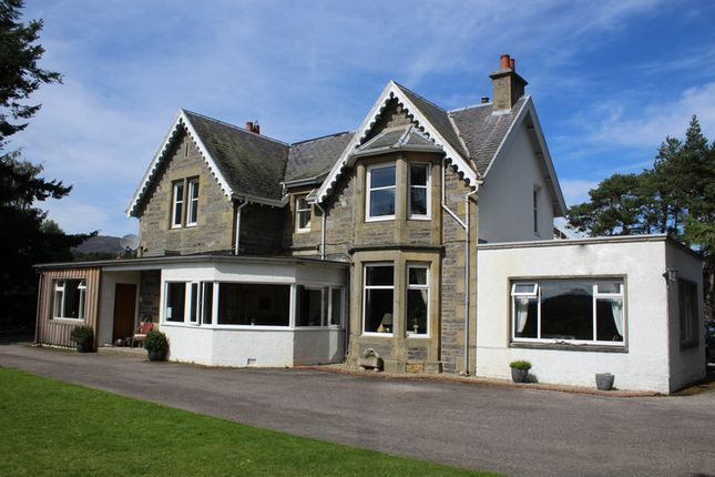 Thumbnail Detached house for sale in Craigerne House, Golf Course Road, Newtonmore