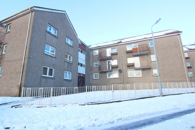 Thumbnail Flat for sale in Hunter Street, Airdrie, Lanarkshire