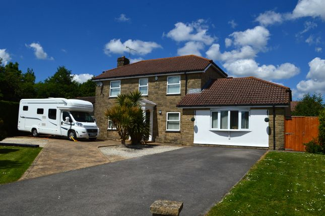 Thumbnail Detached house for sale in Malmesbury Way, Yeovil