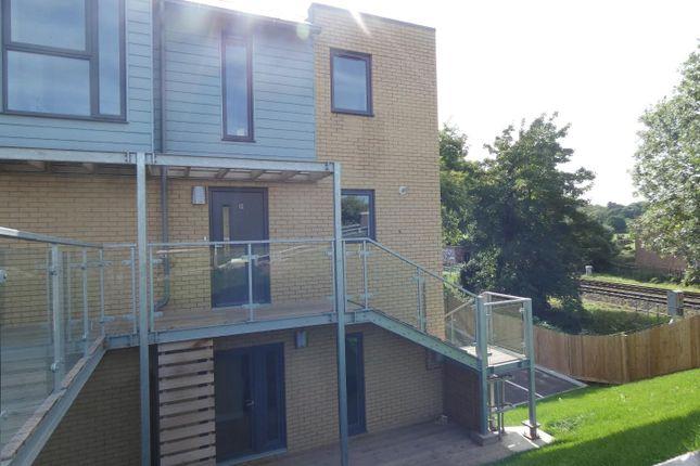 Thumbnail Maisonette to rent in Fairleigh Mews, Fairleigh Road, Canterbury