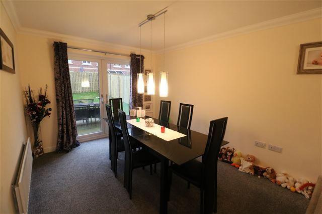 Dining Room of Hamilton Drive, Carlisle, Cumbria CA2