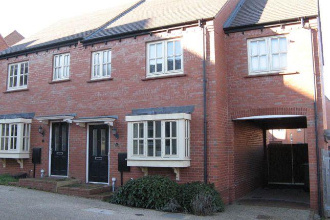 Thumbnail Terraced house to rent in Little Flint, Lightmoor Way, Lightmoor, Telford