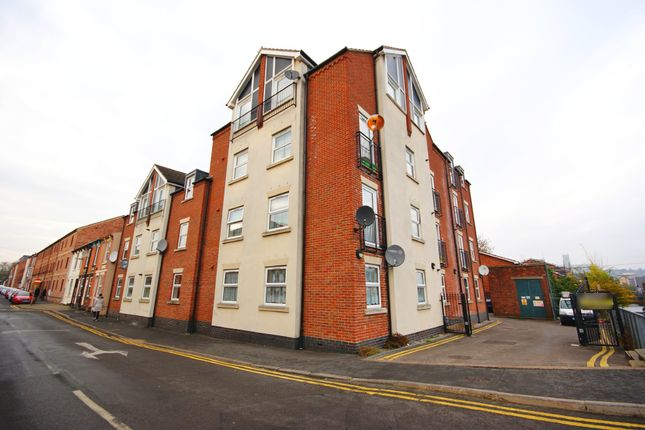 Thumbnail Flat to rent in Monson Mews, Monson Street, Lincoln