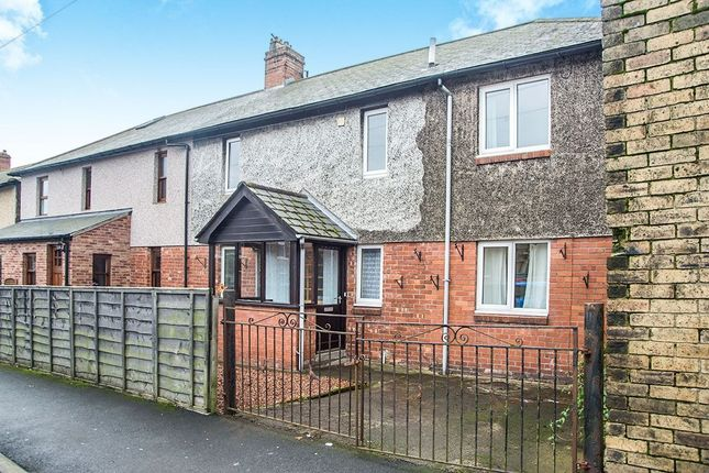 Thumbnail Semi-detached house for sale in Queens Road, Alnwick