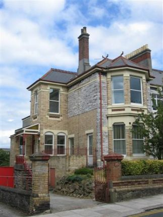 Thumbnail Property to rent in Queens Road, Mutley, Plymouth