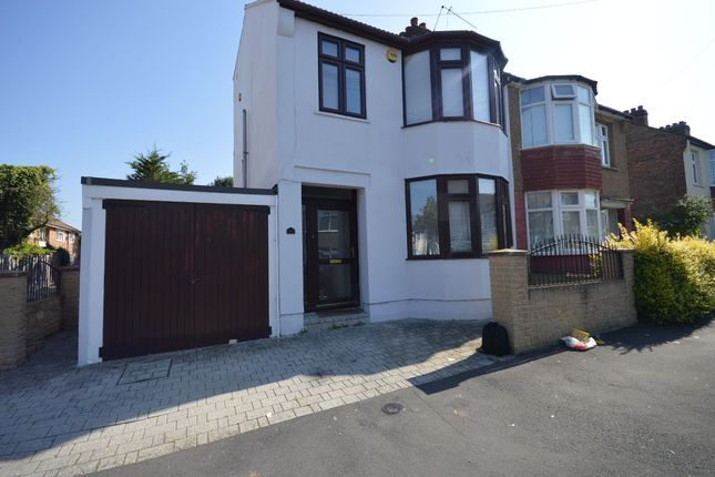 Thumbnail Terraced house to rent in Knighton Road, Romford
