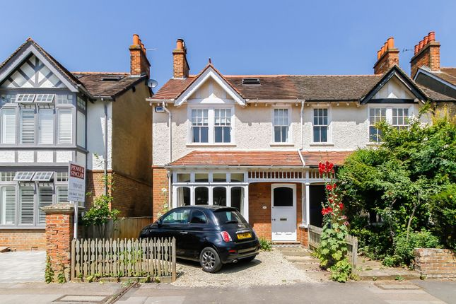 Thumbnail Semi-detached house to rent in Lonsdale Road, Oxford