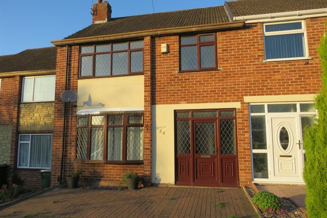 Thumbnail Property to rent in Loweswater Road, Binley, Coventry