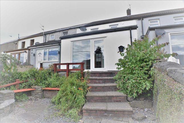 Terraced house for sale in High Street, Tonyrefail, Porth