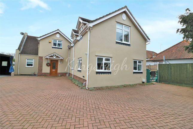 Thumbnail Detached house for sale in Coles Oak Lane, Dedham, Colchester, Essex