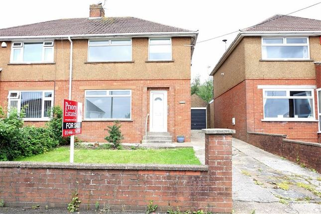 3 bed semi-detached house for sale in Hawthorne Road, Barry, Vale Of Glamorgan