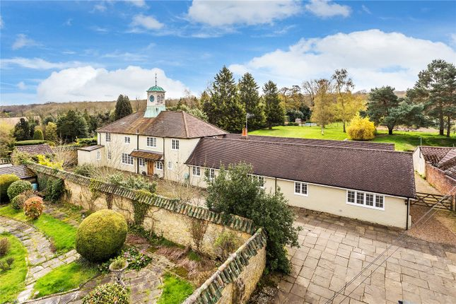 Thumbnail Detached house for sale in Garston Park, Ivy Mill Lane, Godstone, Surrey