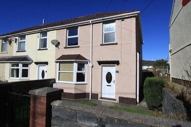 Thumbnail Semi-detached house for sale in Heol Wenallt, Cwmgwrach, Neath, Glamorgan/Morgannwg