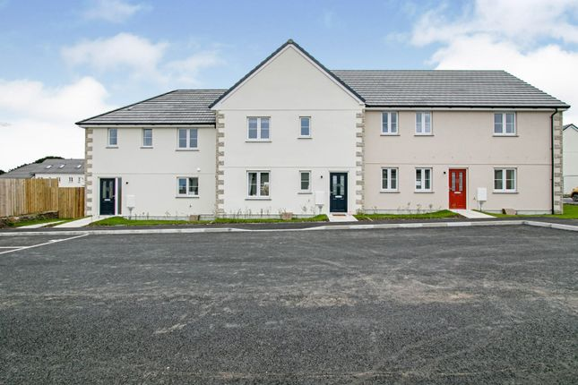 Thumbnail Terraced house for sale in Treskerby Woods, Redruth, Cornwall