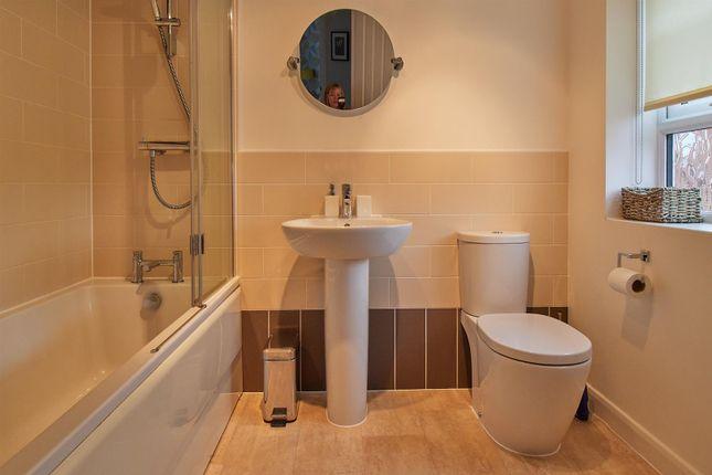 Bathroom To Rear of William Spencer Avenue, Sapcote, Leicester LE9