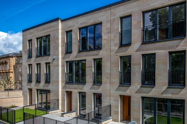 "Thumbnail Terraced house for sale in ""Iris"" at Hamilton Drive, Glasgow"