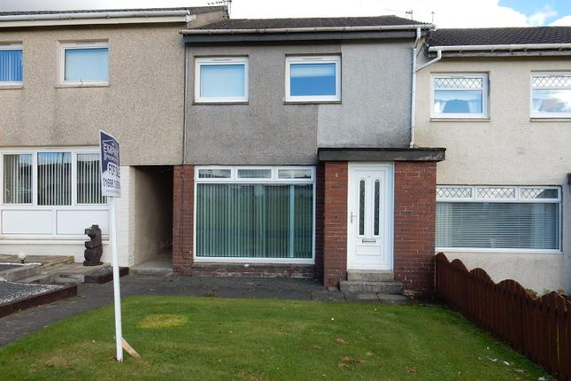 Thumbnail Terraced house to rent in Katrine Road, Shotts