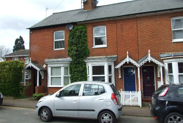 Thumbnail Terraced house to rent in Russell Street, Woburn Sands