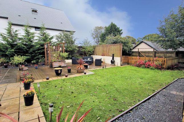 Rear Garden of Canna Park Drive, Highampton, Beaworthy EX21