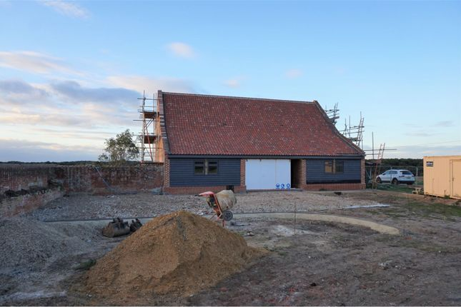 Thumbnail Barn conversion for sale in Lymballs Lane, Westleton