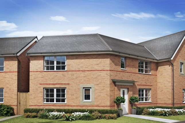 "Thumbnail Detached house for sale in ""Eskdale"" at Manor Drive, Upton, Wirral"