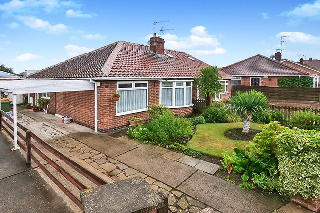 Thumbnail Bungalow for sale in Heather Bank, York