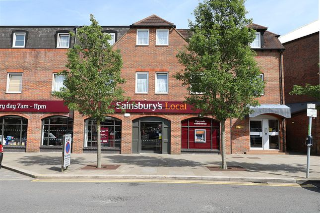 Front of Eastcheap, Letchworth Garden City SG6