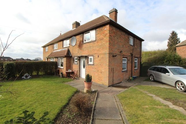 3 bed semi-detached house for sale in Beacon Crescent, Coalville