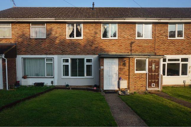 Thumbnail Terraced house for sale in Foxglove Green, Ashford