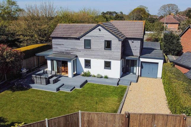 4 bed detached house for sale in School Road, Thorney Hill, Bransgore, Christchurch BH23
