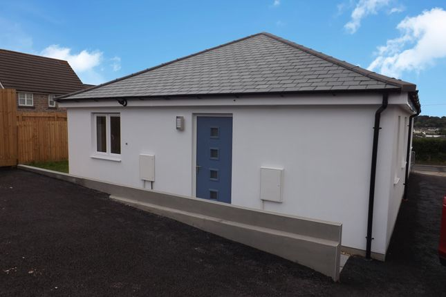 Thumbnail Detached bungalow for sale in Trenowah Road, St. Austell