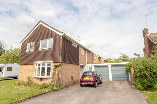 Thumbnail Detached house for sale in Camberry Close, Basingstoke