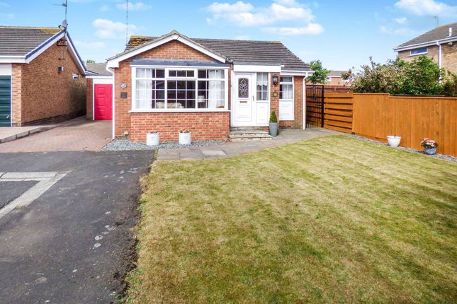 Thumbnail Bungalow for sale in Porchester Drive, Cramlington