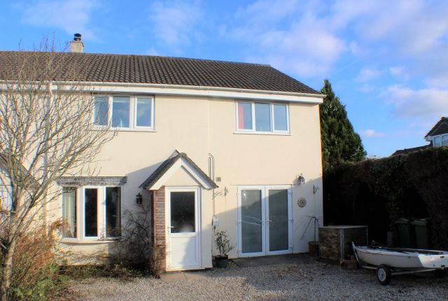 Thumbnail Semi-detached house for sale in Lower Elms, St. Minver, Wadebridge