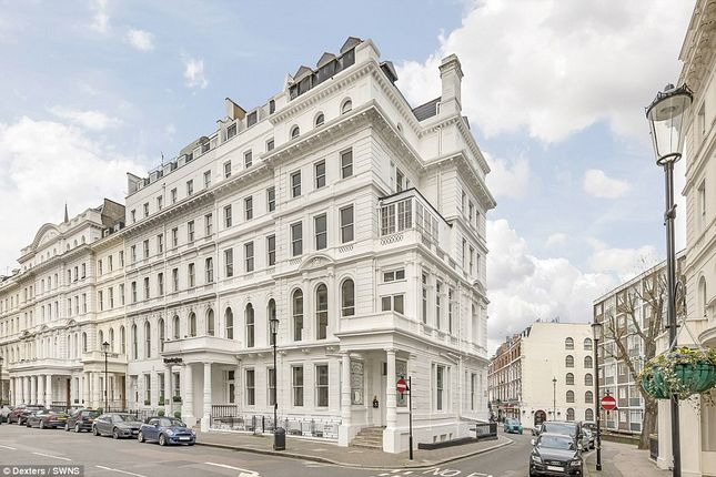Thumbnail End terrace house for sale in Lancaster Gate, Lancaster Gate
